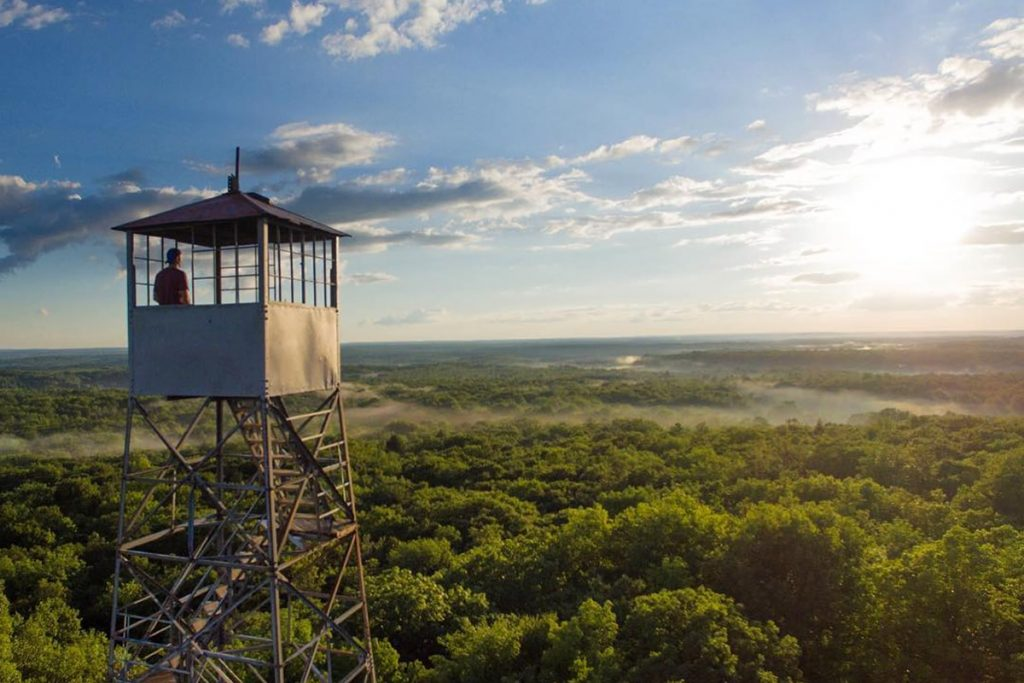 wisconsin-fire-towers